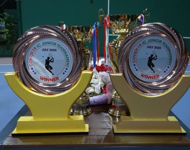 INTRA CLUB TENNIS TOURNAMENT